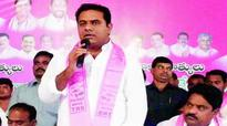 TD support to Congress angers KT Rama Rao