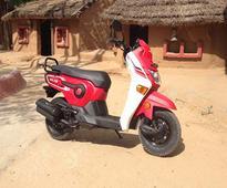 Honda Cliq Launched in Maharashtra At Rs 43,076
