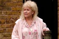 EastEnders' Peggy Mitchell's death was heartbreaking as she was helped along by ghost of Pat Butcher