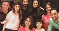 Ranbir Kapoor's Birthday: Family wished him on social media