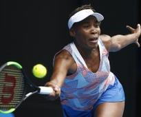 Australian Open: Venus Williams, Stephens out in 1st round