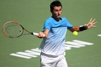 Tomic gone in eight minutes in Rome Masters match