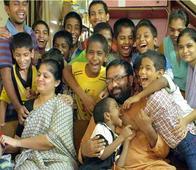 Superdad Papa Reji: A Man Who Transformed The Lives Of 22 HIV-Positive Kids