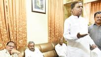 Dropped ministers, rebels get together to gun for Siddaramaiah; call rejig irrational