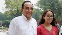 Swamy-Cong 'slug' it out in RS over Mahatma's assassination