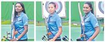 Mind over matter: Archers set for monu-mental task