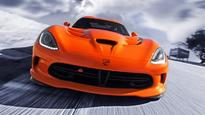 Chrysler reveals SRT Viper Time Attack