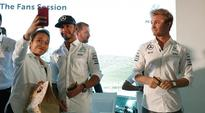 Malaysian Grand Prix: Wary Mercedes within reach of title triple