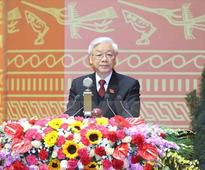 More leaders worldwide congratulate Vietnam Party chief