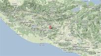 Magnitude 6.2 quake strikes near Guatemala City