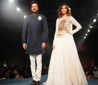 Sonam Turns Videographer, Anil Becomes Teary Eyed at Mirzya Music Launch