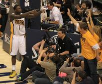 Larry Bird's faith in Lance Stephenson pays off for Pacers in vital moments against Knicks (Yahoo! Sports)
