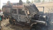 Bihar: LJP leader Sudesh Paswan murdered in Maoist attack, villagers protest