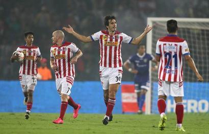 Indian Super League: Chennaiyin in final after aggregate win over Kolkata