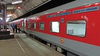 Rajdhani and few other trains to have advanced fire detection system