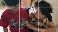 Aamir Khan shares an adorable moment with son Azad, Check pic inside