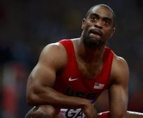 OlyTalk: Tyson Gay 'feeling good,' running fast
