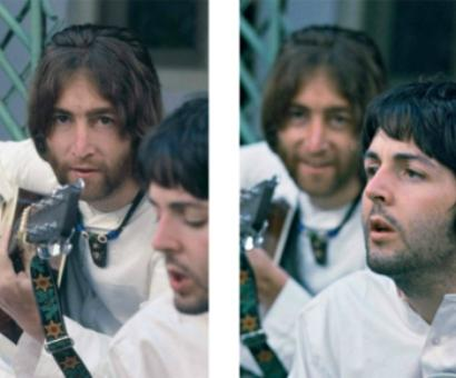 50 years on, stunning unseen pictures of the Beatles in India!