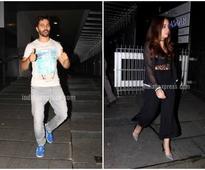 Varun Dhawan dines with girlfriend Natasha Dalal, see pics