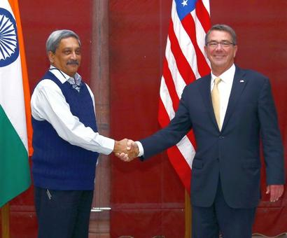 India now a 'major defence partner' of US