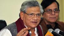 Yechury rules out pre-poll alliance with Congress in West Bengal