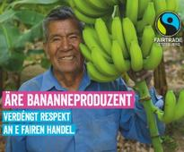 Fairtrade Luxembourg Launches Make Bananas Fair Campaign