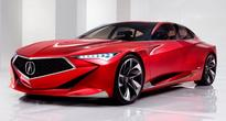 Acura Brings Precision And NSX In New Color To Chicago