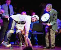 Ig Nobel for pants on rat