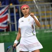 Sania Mirza rules the WTA doubles ranking