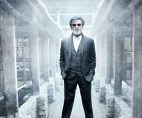 WATCH: How the Kabali airplane was painted in Rajini colors