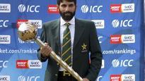 Misbah wants India-Pakistan series despite political tension