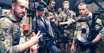 D.C. Douglas, Maryse Ouellet Mizanin and Joey Lawrence Battle Zombies on Syfy's