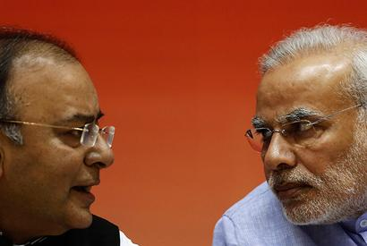 Why Yashwant Sinha criticised Jaitley and not Modi