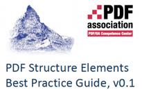 Announcing the Structure Elements Best Practice Guide 0.1.1