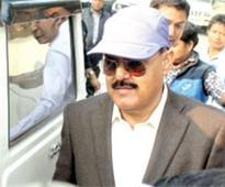 Police grills Gautam Roy