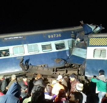 Guwahati-bound Capital Express derails; 2 killed, 10 injured