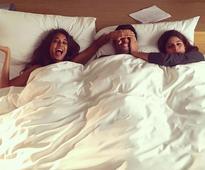Namik Paul makes a comeback with Lisa Haydon and Sapna Pabbi in a bold avatar