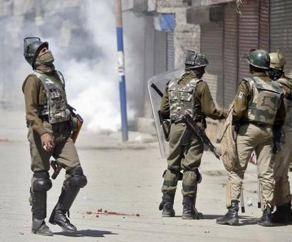In violence-hit Handwara, 3 army bunkers removed