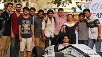 IIT-B Racing team develops India's fastest electric race car