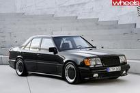 Top 5 Mercedes-AMG landmark vehicles