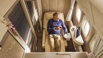 Emirates' new private suites feature 'zero-gravity' seats and NASA-inspired technology