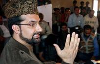 Hurriyat leader Mirwaiz placed under house arrest in Srinagar