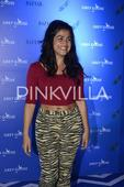Evelyn, Anusha, Karan and others spotted at a Designer Event