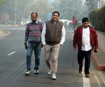 Delhi Minister Kapil Mishra does tit for tat after TV anchor publicly shares his mobile number