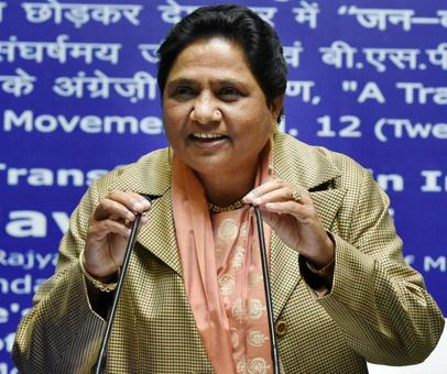 BSP alone can stop Modi by defeating BJP in UP: Mayawati