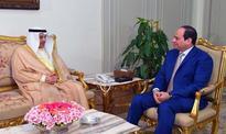 Terrorist use of social media should be fought, Egypt's Sisi tells Kuwaiti minister