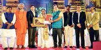 Ashok Swain bags Jayadev Puraskar