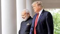 US strongly in favour of sale of F-18 and F-16 fighter jets to India