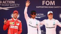 Chinese GP: Lewis Hamilton takes pole in a thrilling qualifying session; Vettel, Bottas to follow
