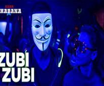Watch the re-created version of `Zubi Zubi` from `Naam Shabana`